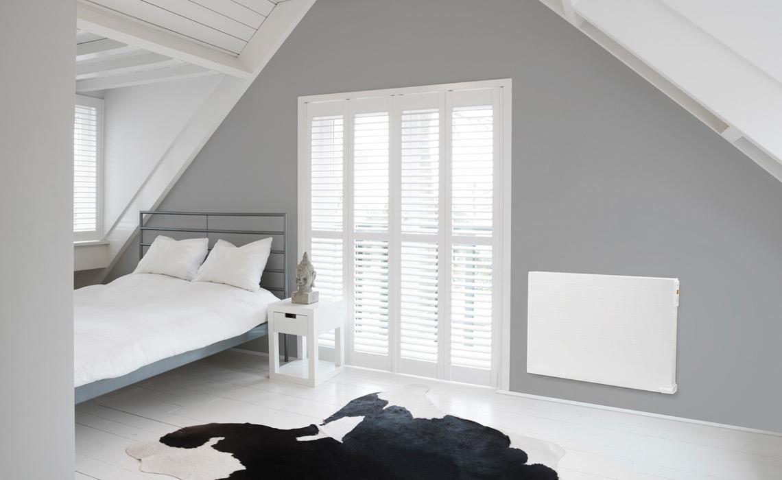 Elektrische Verwarming Slaapkamer : Slaapkamer radson
