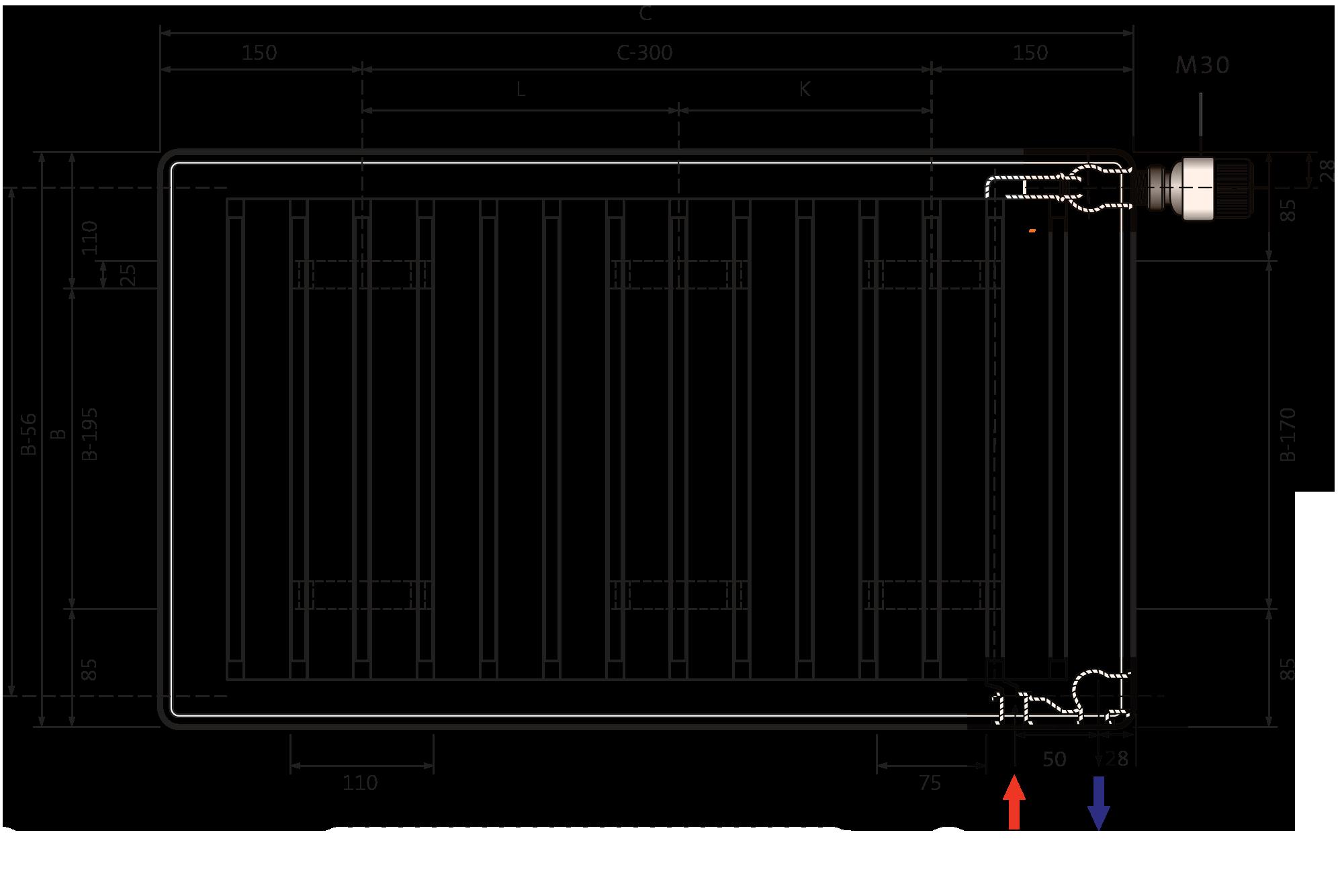 integra radson. Black Bedroom Furniture Sets. Home Design Ideas