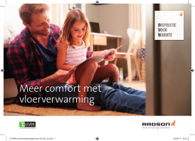 Brochure - vloerverwarming
